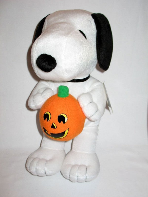 Hallmark Snoopy Halloween Plush Doll