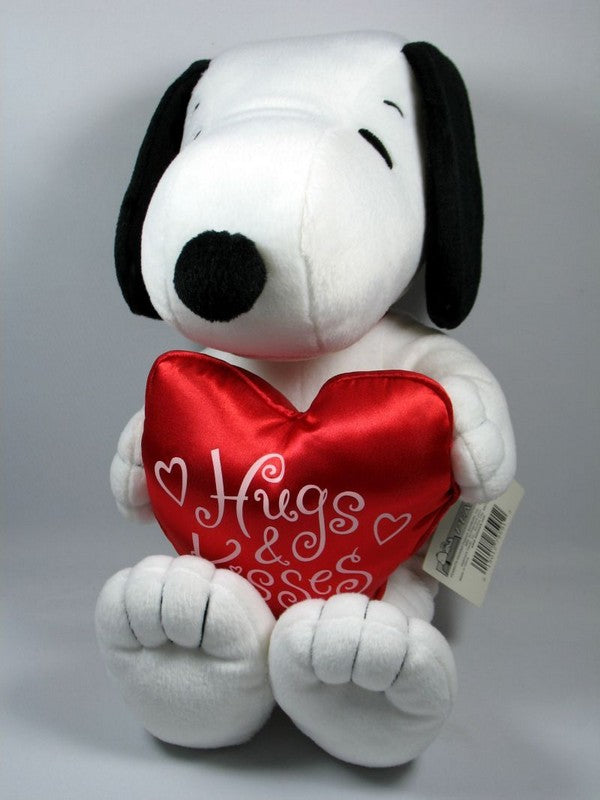 Hallmark Snoopy Hugs & Kisses Plush Doll