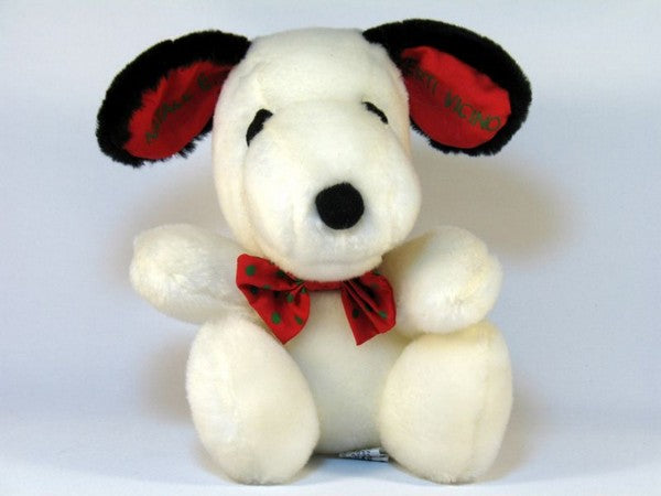 Snoopy French Doll - Natale E... Averti Vicino