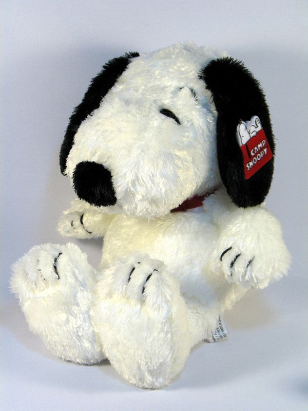 Snoopy Plush Rasfur Doll