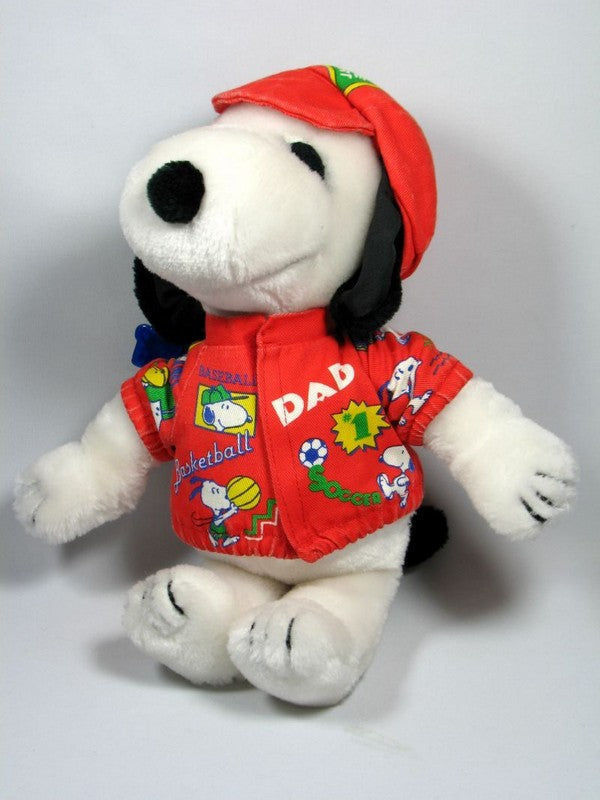 Snoopy Dad Doll