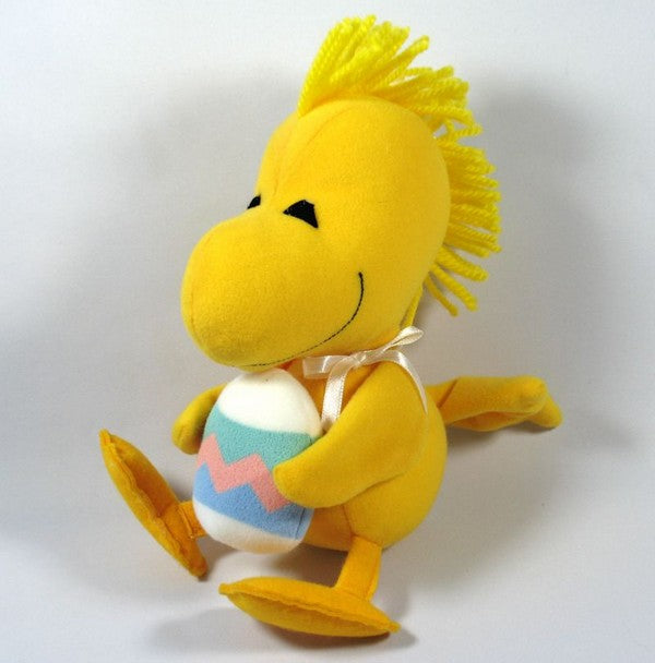 Woodstock Easter Egg Plush Doll