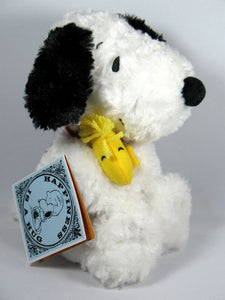 60th Anniversary Snoopy and Woodstock Plush Doll - Happiness Is....