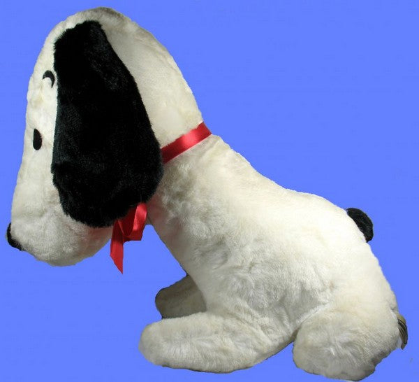 Snoopy Plush Doll with Reflective Collar Fob