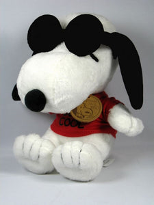 60th Anniversary Snoopy Plush Doll - Joe Cool