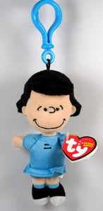 Lucy Ty Plush Key Chain