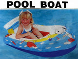 Snoopy Inflatable Pool Boat