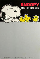 Snoopy Post Card