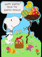 Giant Wall Decor - Easter Beagle