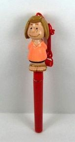 Peppermint Patty PVC Pen