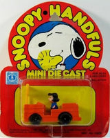 Lucy Mini Die-Cast Psych Booth Car