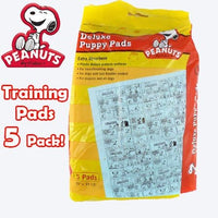 Peanuts Comic Strip Puppy Training Pads - ON SALE!