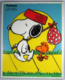 Snoopy Wood Puzzle - Snoopy Come Home