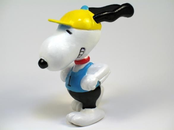 SNOOPY JOGGER (LIGHT BLUE SHIRT) PVC
