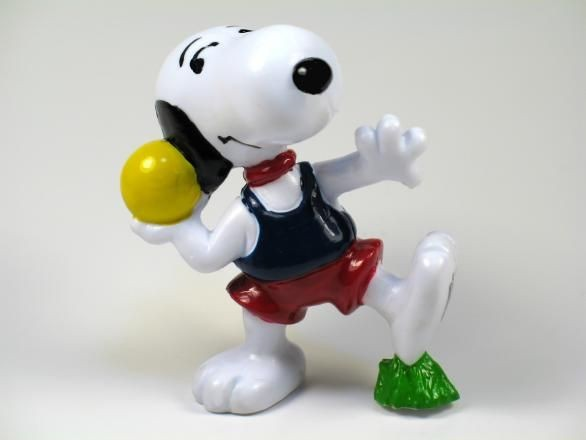 SNOOPY SHOT PUTTER PVC