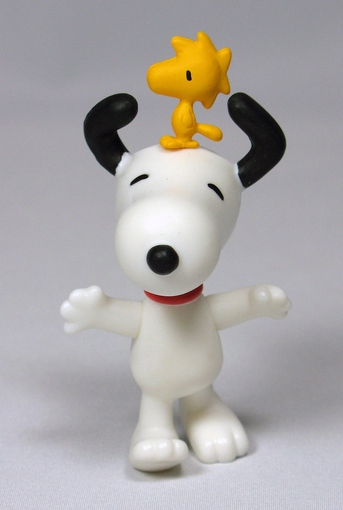 Snoopy and Woodstock PVC (Snoopy's Head Turns!)