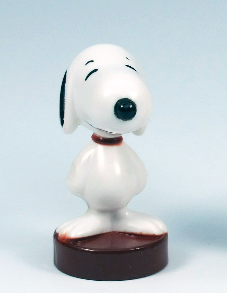 Snoopy Imported PVC On Display Stand