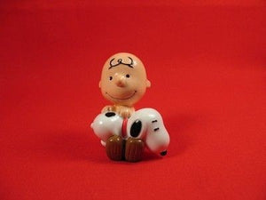 CHARLIE BROWN & SNOOPY PVC