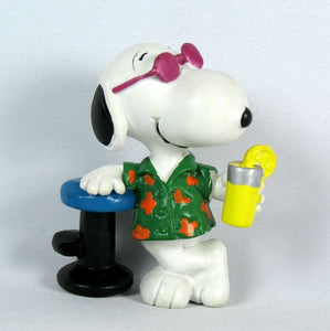 COCKTAIL SNOOPY PVC
