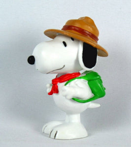 BEAGLESCOUT SNOOPY PVC