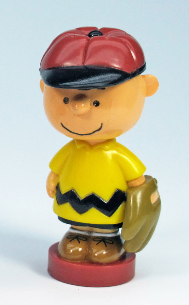 Charlie Brown Imported PVC On Display Stand