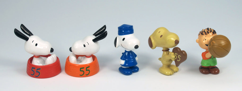 Peanuts Mini Figure - RARE!