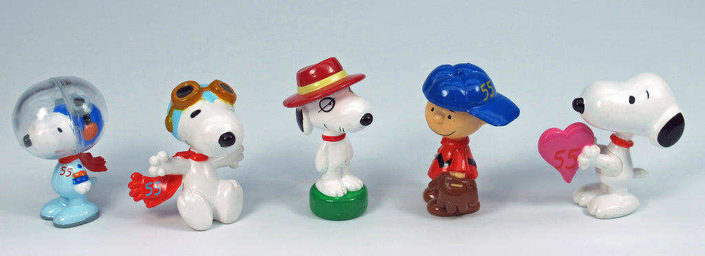 Peanuts Mini PVC