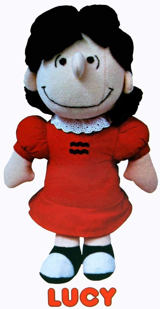 Lucy Fabric-Covered Doll