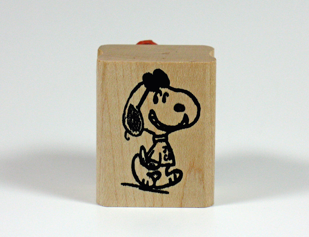 Joe Cool RUBBER STAMP