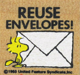 Woodstock Recycle RUBBER STAMP