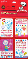 Peanuts Gang Valentine's Day Riddle Cards