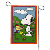 Peanuts Double-Sided Flag - Happy Mother's Day