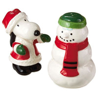 Snoopy and Charlie Brown Salt and Pepper Shakers