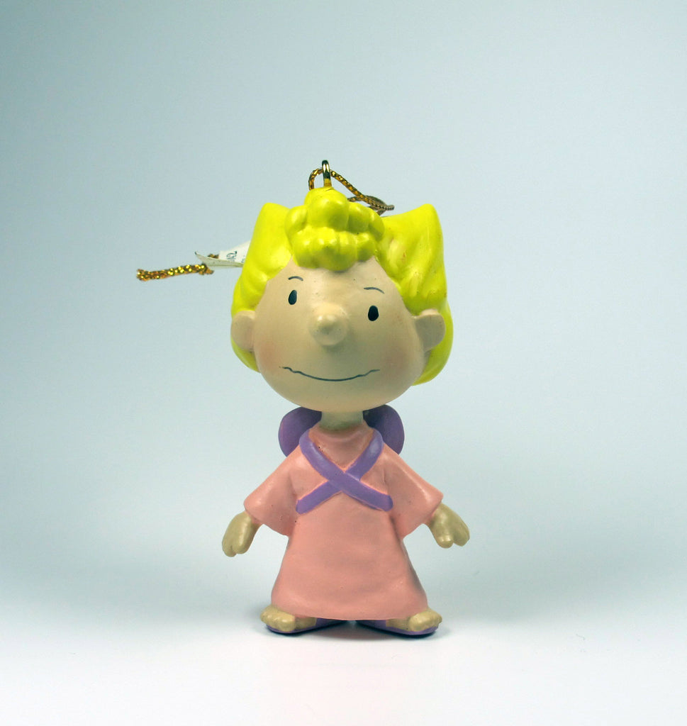 1992 Sally Angel Christmas Ornament