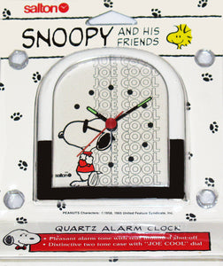 Joe Cool Quartz Alarm Clock