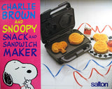 Charlie Brown and Snoopy Electric Snack and Sandwich Maker