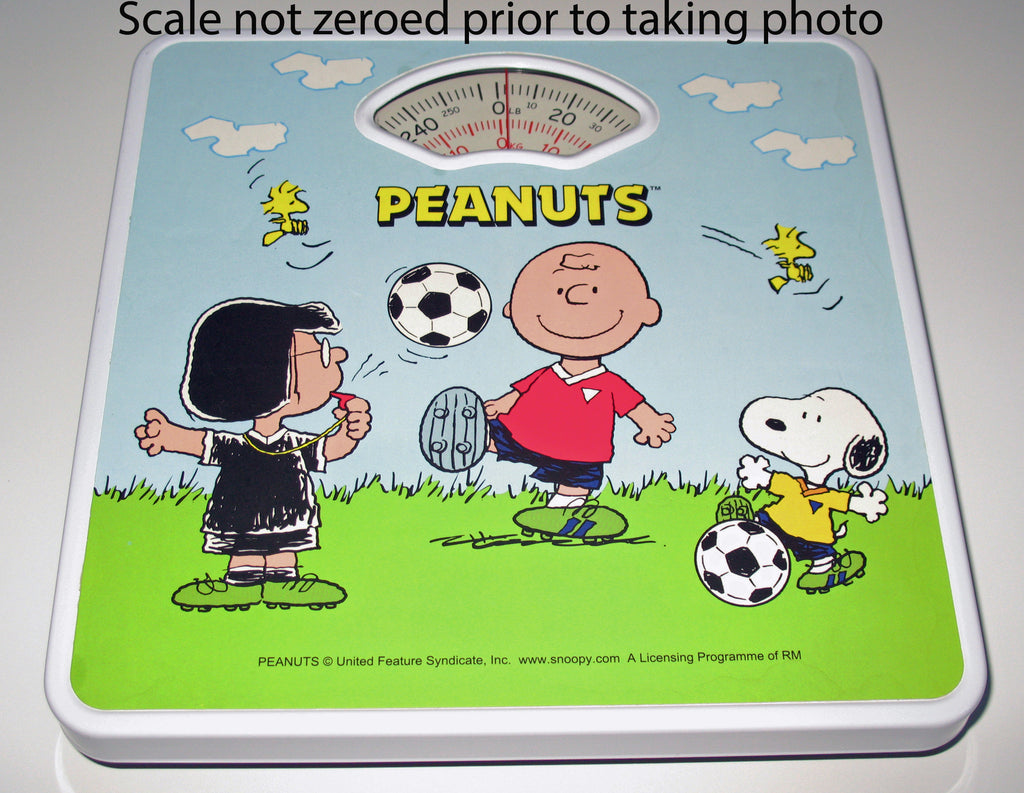 Peanuts Bathroom Scale