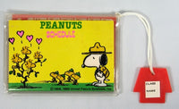 Peanuts Mini Schedule and Memo Pad