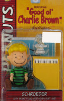 Schroeder Figure - Good 'Ol Charlie Brown Memory Lane