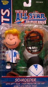 Schroeder Figure - All Star Memory Lane (Blue Uniform)