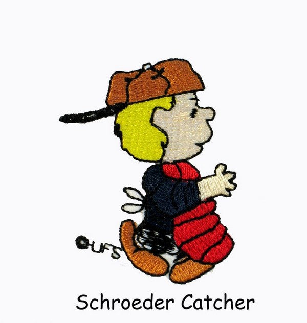 SCHROEDER CATCHER PATCH