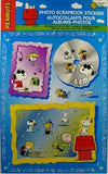 Peanuts Gang Photo/Scrapbook Stickers - Special Low Price!