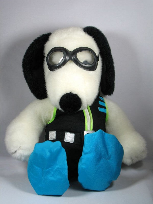 Snoopy Scuba Diver Plush Doll
