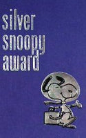 NASA Silver Snoopy Award Pin