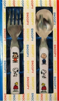 Peanuts Gang Spoon and Fork Set