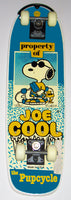 Joe Cool Skateboard - Full Size (The Pupcycle)