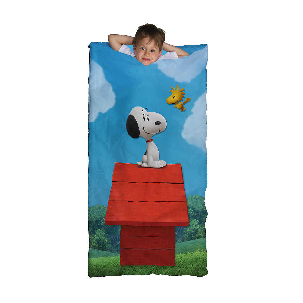 Snoopy Sleeping Bag