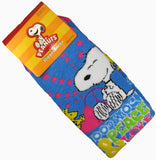 Snoopy and Woodstock Thermal Gripper Socks