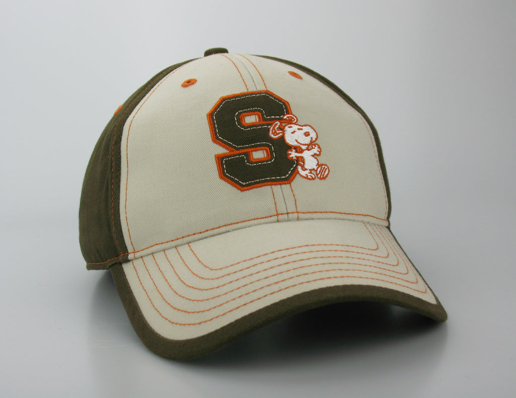"Snoopy ""S"" Ball Cap (Flawed)"