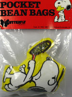 Snoopy Tennis Player Pocket Bean Bag